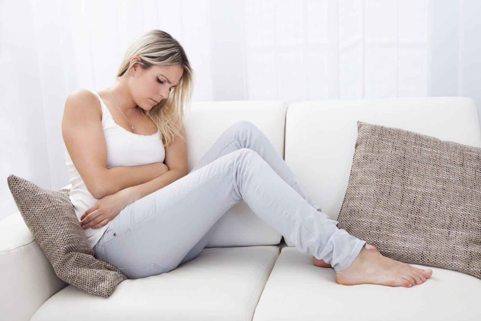 Болит миома